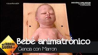 Baixar Descubre el bebé animatrónico, con Jean Reno - El Hormiguero 3.0