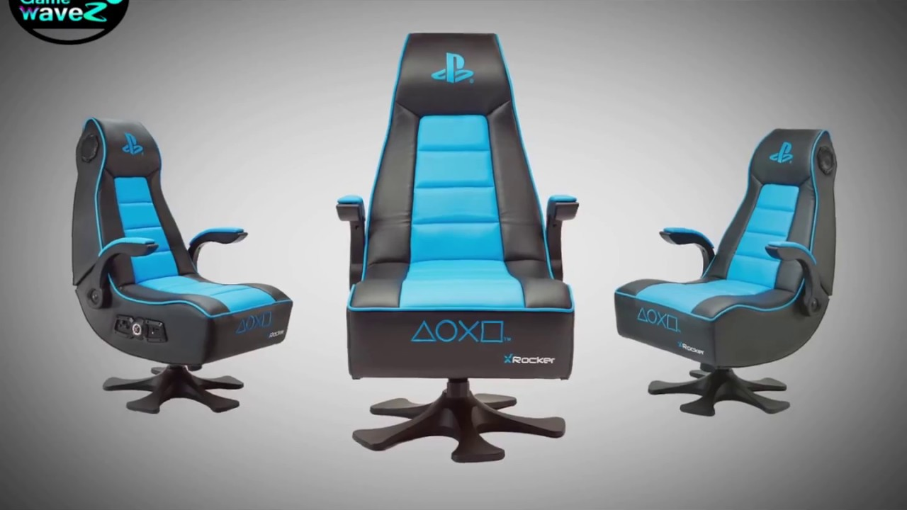 Playstation Sessel X Rocker Infiniti Playstation Gaming Chair