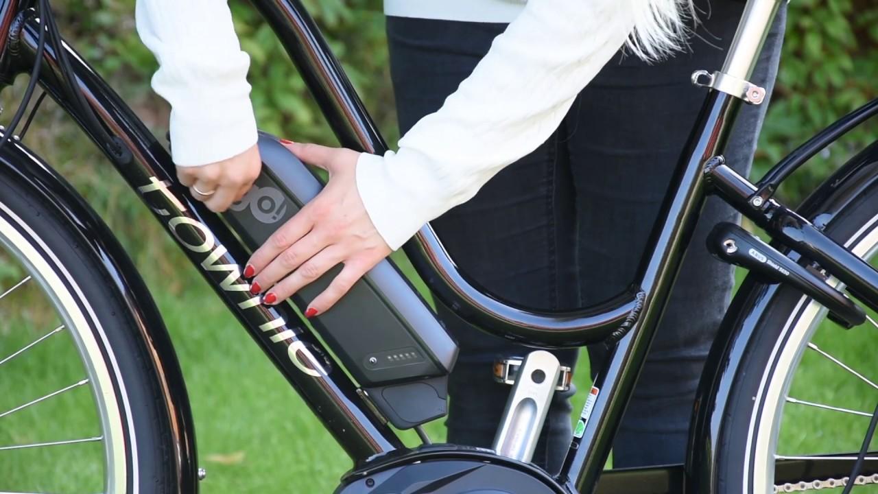 Bosch 500 Wh Rammemontert Batteri PowerPack Sykkelpikene AS