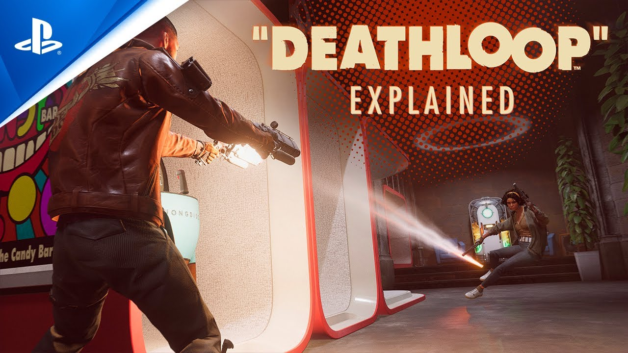 Deathloop - Trailer de pré-venda oficial