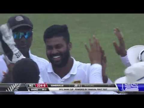 Day 4 | 1st Test, Sri Lanka vs New Zealand at Galle | Highlights