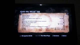 God of War Saga Digital Manual