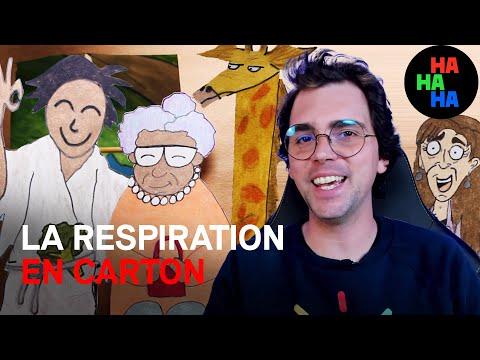 L'actualité en carton épisode #5 –  la respiration