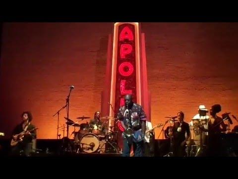Manu Dibango live at Apollo Theater, Harlem, New York on December 5, 2015 (4)