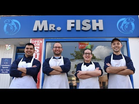 Mr.  FISH - Luton