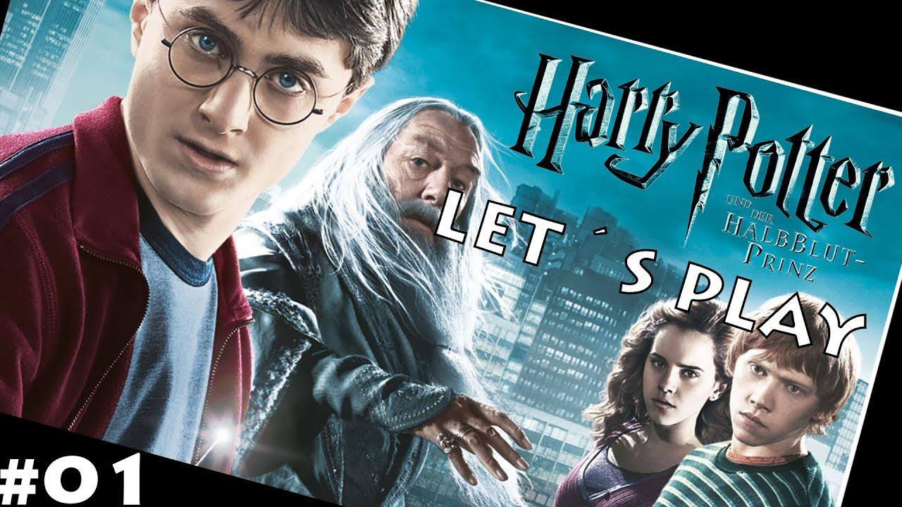 Harry Potter Und Der Halbblutprinz Youtube