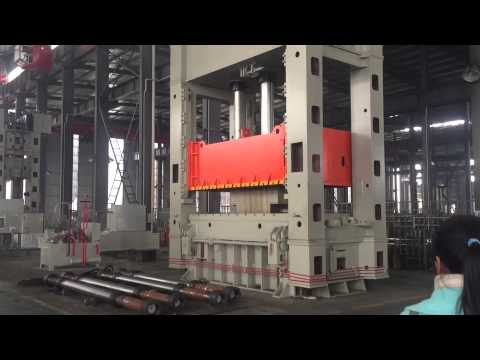 Four-column Press Machine from OHA Group