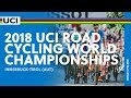 2018 UCI Road World Championships – Innsbruck-Tirol (AUT) / Men Elite Road Race
