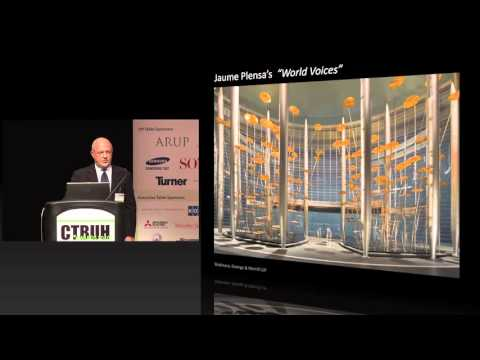 "CTBUH 9th Annual Awards - Efstathiou & Baker,""Burj Khalifa: A New Typology for Tall Buildings"""