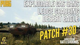 PUBG: Desert Eagle, BRDM & Game Changing Updates! (Patch 30 PC PTS)
