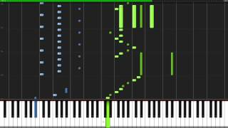 Final Frontier - Two Steps From Hell [Piano Tutorial] (Synthesia)