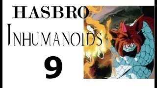 Inhumanoids 9 - The Conclusion! - What Other 80's Cartoons Held Horrors!