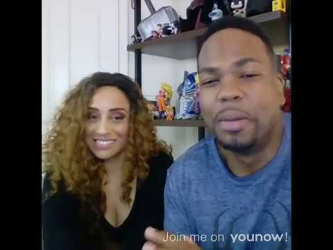 Tyrone Magnus & Ms Jackson AGAIN!!!