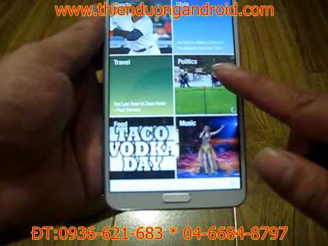 samsung galaxy note 3 dai loan ra mat gay sot thi truong