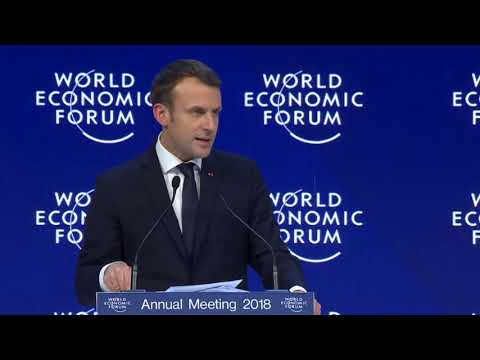 Special Address by Emmanuel Macron - Coal Fired Power Stations Shut By 2021