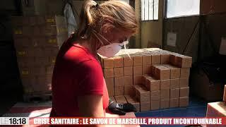 En temps de crise sanitaire, le savon de Marseille a la cote