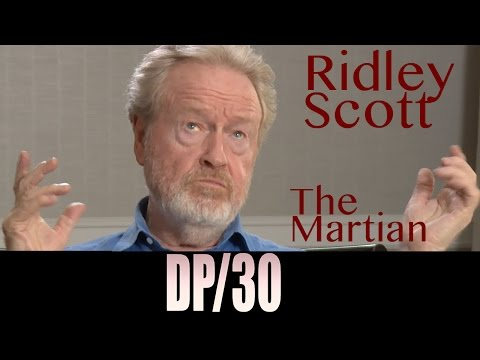 DP/30: The Martian, Ridley Scott