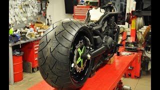 Harley Davidson Custom street motorcycles
