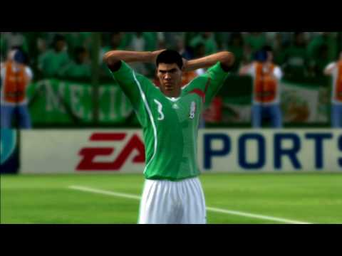 EA Sports FIFA World Cup 2010 - USA Playthrough - Qualification (EP 7)