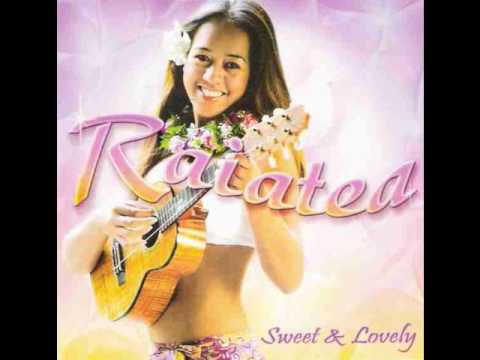 "Raiatea Helm "" Kalamaula "" Sweet & Lovely"