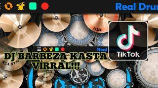 Dj Barbeza Kasta   Real Drum Cover