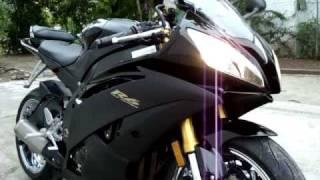 YAMAHA R6 2009 (MOTOS GIBSONN)