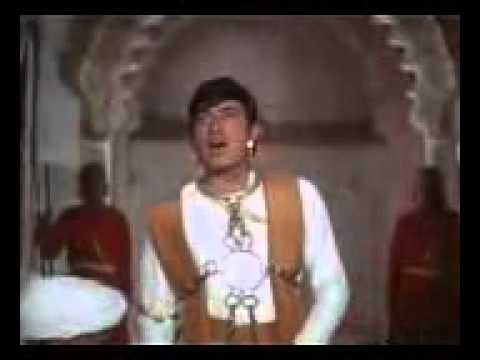 Tujhko pukare mera pyaar - Neel Kamal - Full Karaoke - YouTube