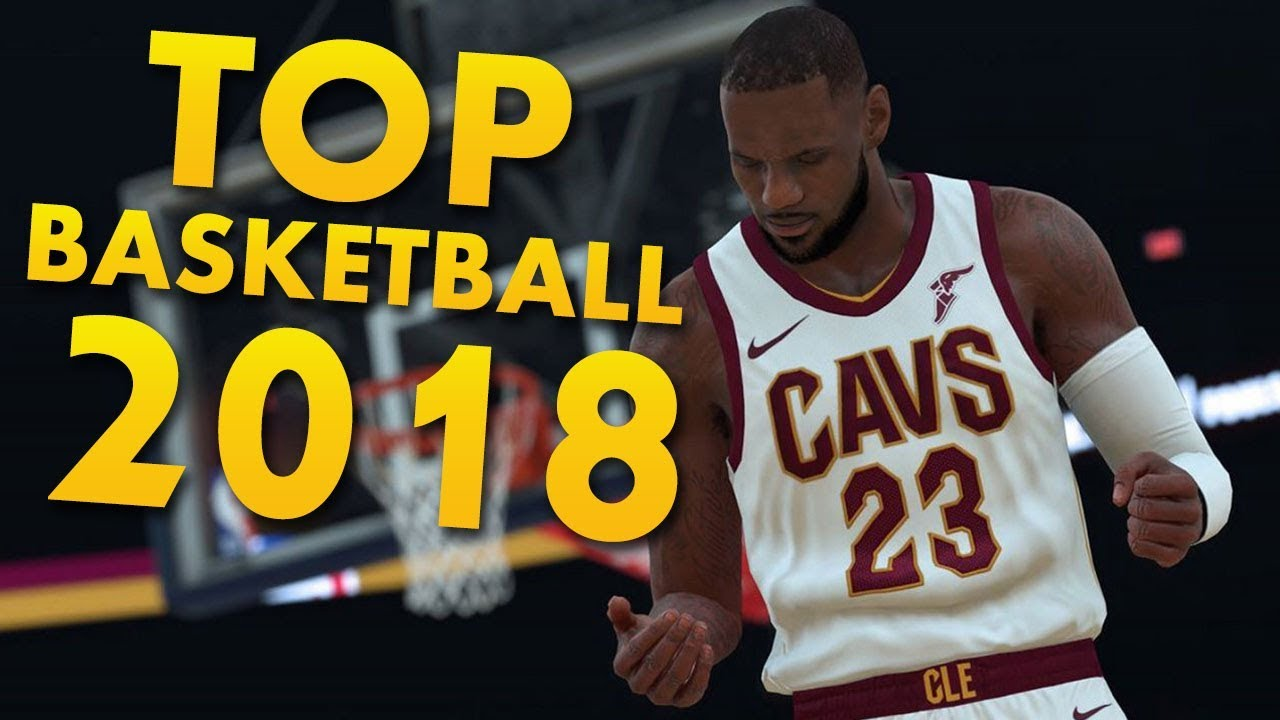 best free basketball games for iphone