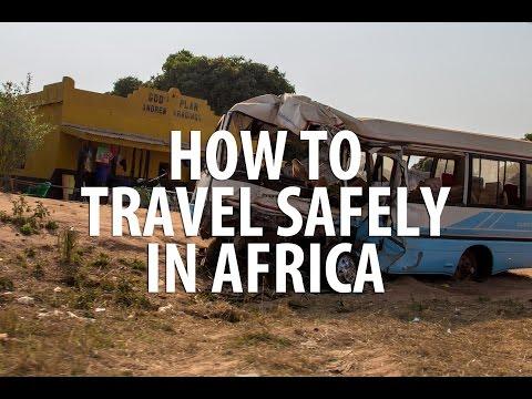 How to travel safely in Africa on a tight budget