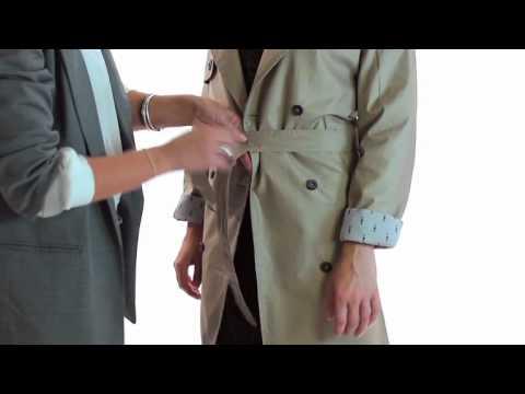 La Redoute UK: Trench Styling 3 Ways