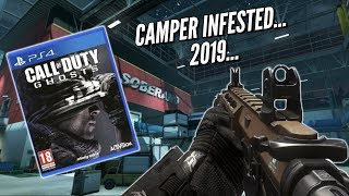 CoD Ghosts In 2019 Is INFESTED With CAMPERS...