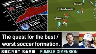 Our quest to either fix or ruin soccer, Part 1 | Fumble Dimension