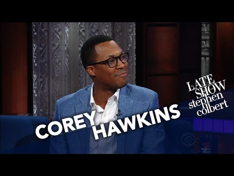 Corey Hawkins' Had A Nightmarish Juilliard Audition - YouTube