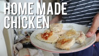LEGS WORKOUT & HOME MADE CHICKEN | SAIF'S JOURNEY EP 66