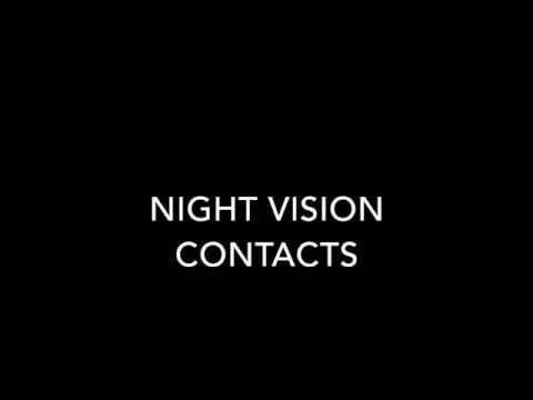 Night Vision Contacts