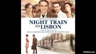 Annette Focks - Night Train To Lisbon Soundtrack - Mourning