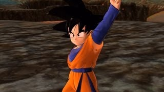 Dragonball Raging Blast 2 - All of Goten's Special Opening Quotes | Chaospunishment