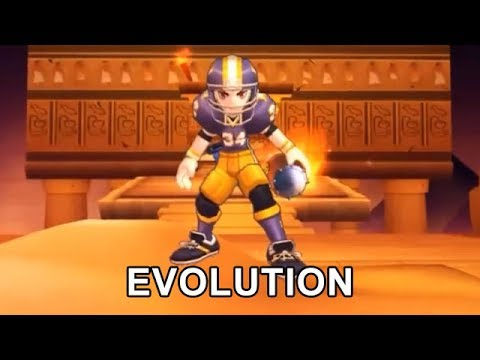 Running Back Evolution - Lost Saga