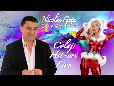 Nicolae Guta - Zi De Zi Iti Spun Ce Simt, Colaj Hituri Live