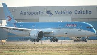 [FIRST FLIGHT] Neos Boeing 787-9 (EI-NEO) @ V.Catullo Verona Airport