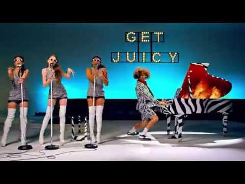 Redfoo - Juicy Wiggle (Official Video)