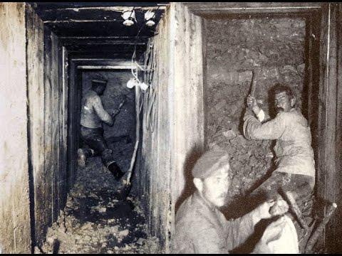 A Deadly Rhythm: Military Mining in WW1
