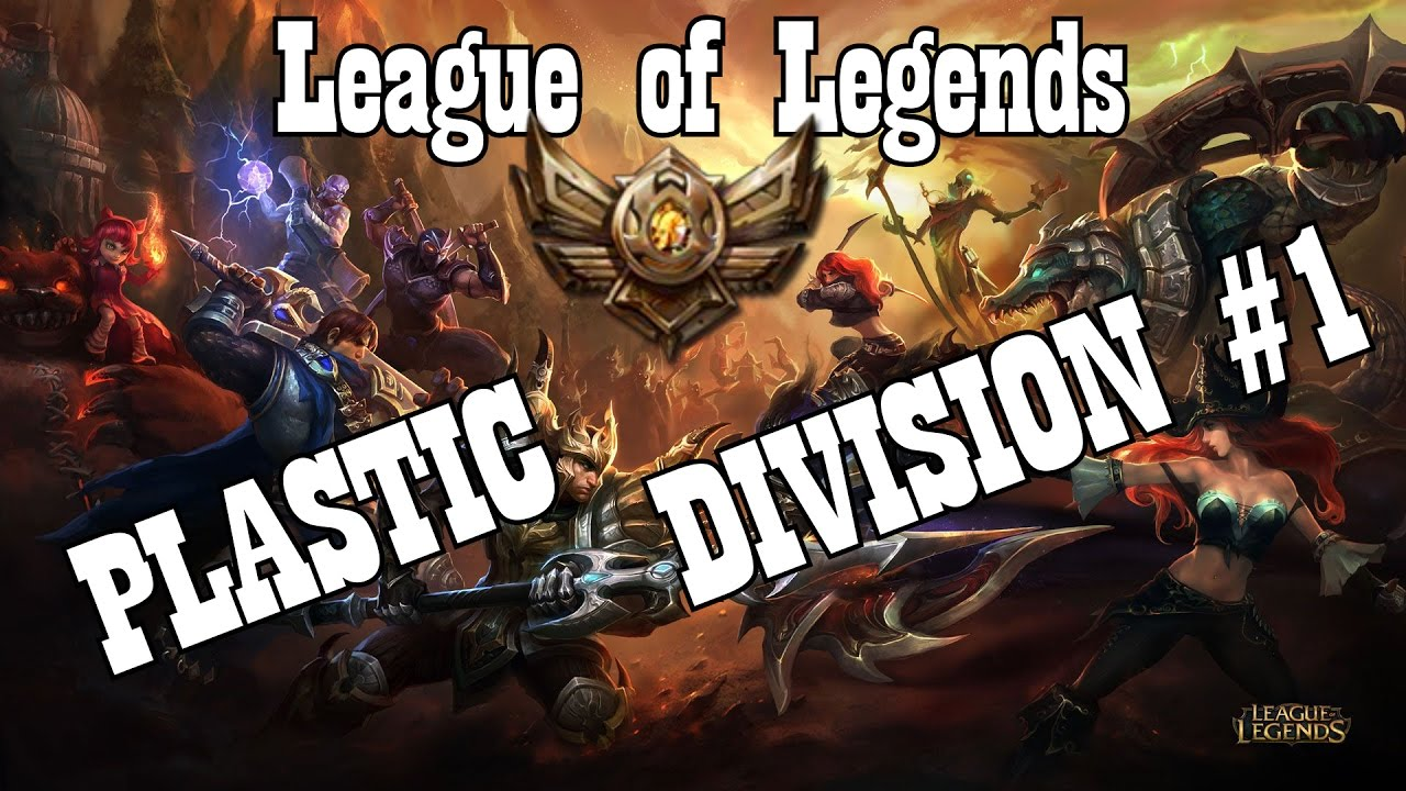 League Of Legends Division