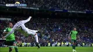 Реал Мадрид - Сельта, Роналду, Опасный момент
