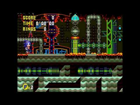 Sonic CD (J) - Collision Chaos 2 All time zones