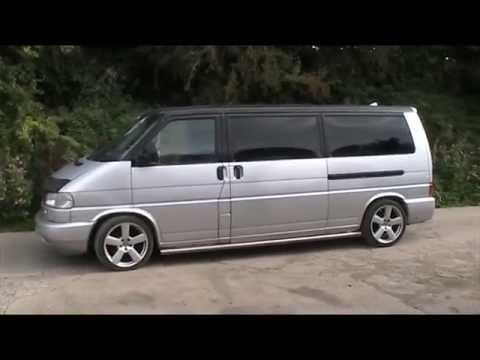 vw t4 caravelle with new 2 5 tdi engine from q c s just. Black Bedroom Furniture Sets. Home Design Ideas
