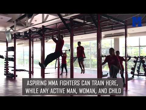 UFC Gym Philippines opens its first ever branch.
