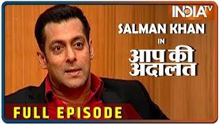 Salman Khan in Aap Ki Adalat (Full Episode)   October 27, 2019