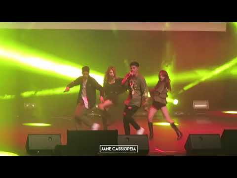 180426 KARD - Push and Pull Wild KARD Tour In Melbourne