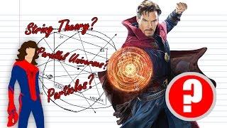 How Does DOCTOR STRANGE Magic Work? - Science Behind Superheroes